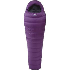 Mountain Equipment Glacier 300 Sleeping Bag Women Regular Foxglove